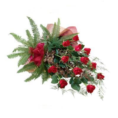 Adıyaman online çiçek gönderme sipariş  10 adet kirmizi gül özel buket çiçek siparisi