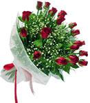 Adıyaman internetten çiçek satışı  11 adet kirmizi gül buketi sade ve hos sevenler