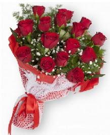 11 kırmızı gülden buket  Adıyaman güvenli kaliteli hızlı çiçek