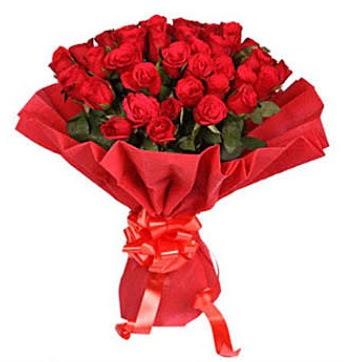 41 adet gülden görsel buket  Adıyaman çiçek satışı