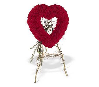 Adıyaman internetten çiçek satışı  karanfillerden kalp pano