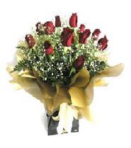 Adıyaman internetten çiçek siparişi  11 adet kirmizi gül  buketi