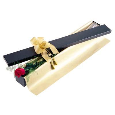 Adıyaman uluslararası çiçek gönderme  tek kutu gül özel kutu