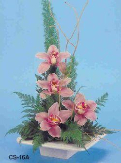 Adıyaman çiçekçi telefonları  vazoda 4 adet orkide