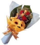 güller ve gerbera çiçekleri   Adıyaman çiçek gönderme sitemiz güvenlidir