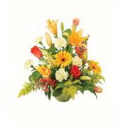 karisik renkli çiçekler tanzim   Adıyaman çiçek gönderme sitemiz güvenlidir