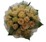 12 adet sari güllerden buket   Adıyaman uluslararası çiçek gönderme
