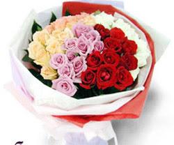 SEVENLERE ÖZEL 51 ADET GÜL  Adıyaman internetten çiçek satışı