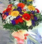 Adıyaman hediye çiçek yolla  karma büyük ve gösterisli mevsim demeti