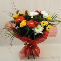 Adıyaman hediye çiçek yolla  Karisik mevsim demeti