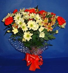 Adıyaman hediye çiçek yolla  kir çiçekleri buketi mevsim demeti halinde