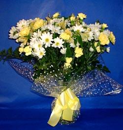 Adıyaman hediye çiçek yolla  sade mevsim demeti buketi sade ve özel
