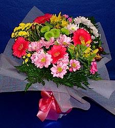 karisik sade mevsim demetligi   Adıyaman 14 şubat sevgililer günü çiçek