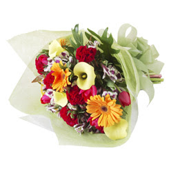 karisik mevsim buketi   Adıyaman online çiçekçi , çiçek siparişi