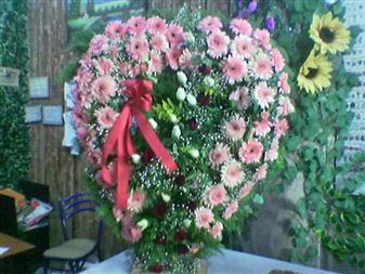Adıyaman çiçek gönderme  SEVDIKLERINIZE ÖZEL KALP PANO