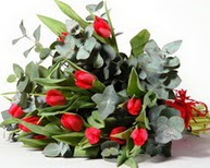 Adıyaman çiçek satışı  11 adet kirmizi gül buketi özel günler için