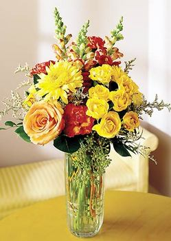 Adıyaman 14 şubat sevgililer günü çiçek  mika yada cam içerisinde karisik mevsim çiçekleri