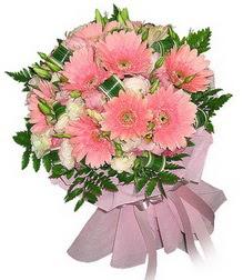 Adıyaman cicekciler , cicek siparisi  Karisik mevsim çiçeklerinden demet