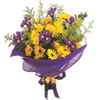 Adıyaman çiçek gönderme sitemiz güvenlidir  Karisik mevsim demeti karisik çiçekler