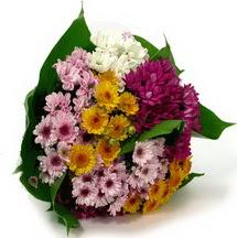Adıyaman çiçekçi telefonları  Karisik kir çiçekleri demeti herkeze