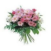 karisik kir çiçek demeti  Adıyaman çiçek satışı