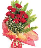 11 adet kaliteli görsel kirmizi gül  Adıyaman çiçek satışı
