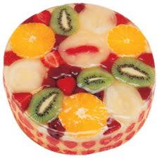Meyvali 4 ile 6 kisilik yas pasta leziz  Adıyaman hediye çiçek yolla