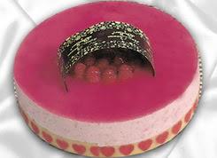 pasta siparisi 4 ile 6 kisilik yas pasta framboaz yaspasta  Adıyaman güvenli kaliteli hızlı çiçek