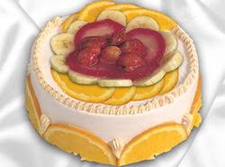 leziz pastane 4 ile 6 kisilik yas pasta meyvali yaspasta  Adıyaman kaliteli taze ve ucuz çiçekler