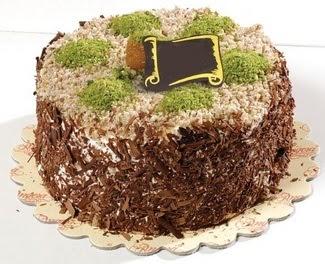 pasta gönderme 4 ile 6 kisilik çikolatali yas pasta  Adıyaman çiçek satışı