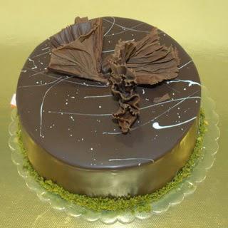 pastaci ustamizdan 4 ile 6 kisilik fistikli çikolatali yaspasta  Adıyaman çiçek servisi , çiçekçi adresleri