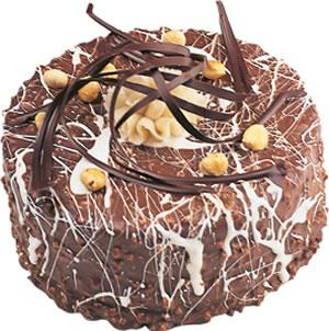 pasta satisi 4 ile 6 kisilik çikolatali yas pasta  Adıyaman İnternetten çiçek siparişi