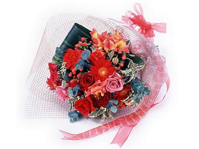 Karisik buket çiçek modeli sevilenlere  Adıyaman uluslararası çiçek gönderme