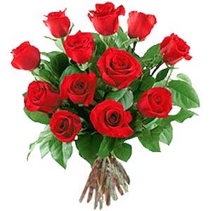 11 adet bakara kirmizi gül buketi  Adıyaman güvenli kaliteli hızlı çiçek