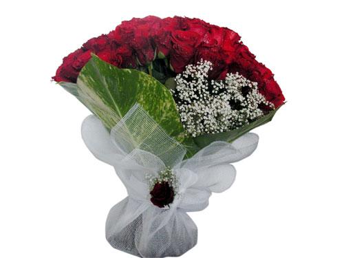 25 adet kirmizi gül görsel çiçek modeli  Adıyaman çiçek servisi , çiçekçi adresleri