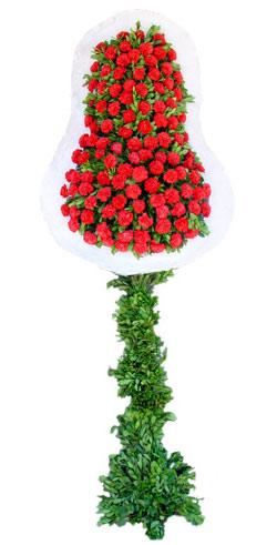 Dügün nikah açilis çiçekleri sepet modeli  Adıyaman İnternetten çiçek siparişi
