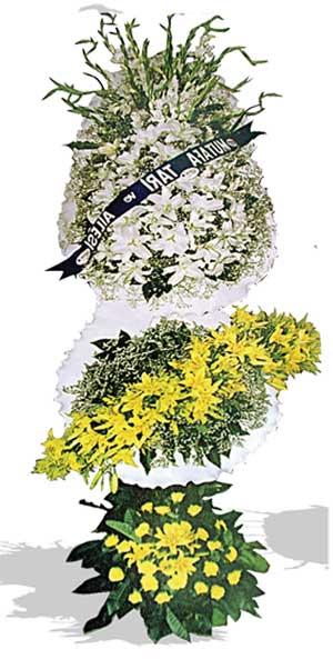 Dügün nikah açilis çiçekleri sepet modeli  Adıyaman çiçek , çiçekçi , çiçekçilik