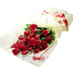 Çiçek gönderme 13 adet kirmizi gül buketi  Adıyaman çiçek satışı