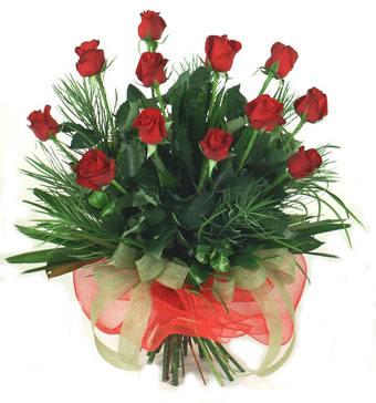 Çiçek yolla 12 adet kirmizi gül buketi  Adıyaman güvenli kaliteli hızlı çiçek