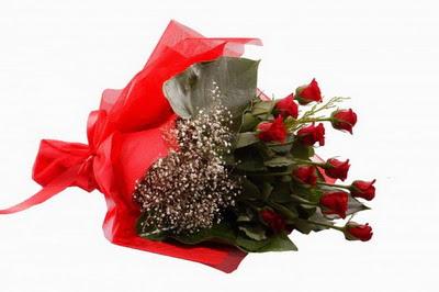 Adıyaman çiçek siparişi sitesi  11 adet kirmizi gül buketi çiçekçi