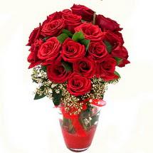 Adıyaman çiçek siparişi sitesi   9 adet kirmizi gül