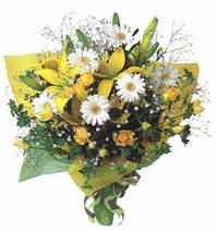 Adıyaman ucuz çiçek gönder  Lilyum ve mevsim çiçekleri