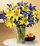 Adıyaman anneler günü çiçek yolla  Lilyum ve mevsim  çiçegi özel