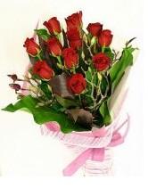 11 adet essiz kalitede kirmizi gül  Adıyaman anneler günü çiçek yolla
