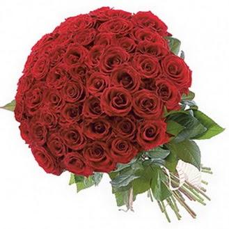 Adıyaman güvenli kaliteli hızlı çiçek  101 adet kırmızı gül buketi modeli