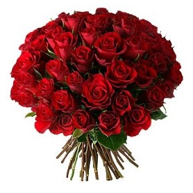 Adıyaman çiçek , çiçekçi , çiçekçilik  33 adet kırmızı gül buketi