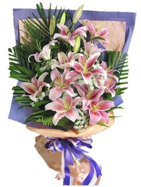 7 dal kazablankadan görsel buket  Adıyaman kaliteli taze ve ucuz çiçekler
