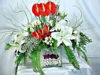 Adıyaman çiçek mağazası , çiçekçi adresleri  Anthurim Kazablanka  gül