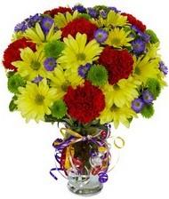 En güzel hediye karışık mevsim çiçeği  Adıyaman hediye çiçek yolla