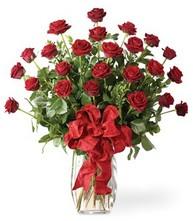 Sevgilime sıradışı hediye güller 24 gül  Adıyaman 14 şubat sevgililer günü çiçek